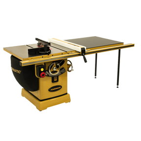"3HP 1PH 230V PM2000B Table saw with 50"" Rip Capacity"