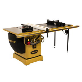 "5HP 3PH 230/460V PM2000B Table Saw with 50"" Rip Capacity, Accu-Fence and Router Lift"