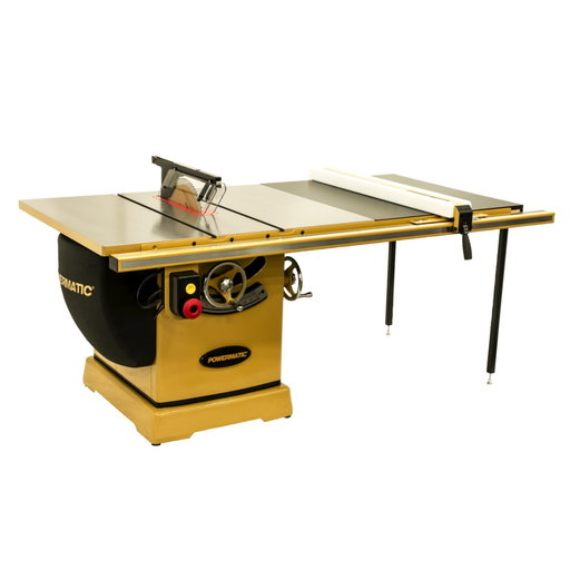 "View a Larger Image of Table Saw 7.5HP, 3PH, 230-460V, 50"" RIP, Model PM3000B"