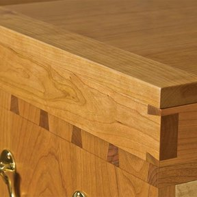 Tablesaw Dovetails Downloadable Technique