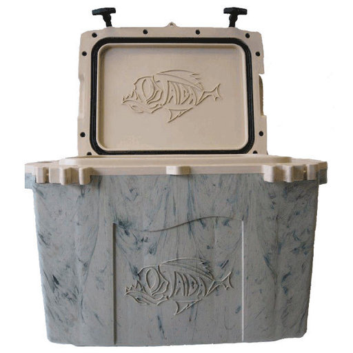 View a Larger Image of Taiga 27 Quart Cooler – DESERT CAMO