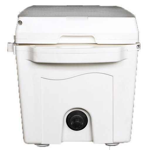 View a Larger Image of Taiga 27 Quart Cooler - WHITE