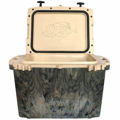 View a Larger Image of Taiga 27 Quart Cooler – WOODLAND CAMO