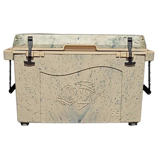 View a Larger Image of Taiga 55 Quart Cooler – DESERT CAMO