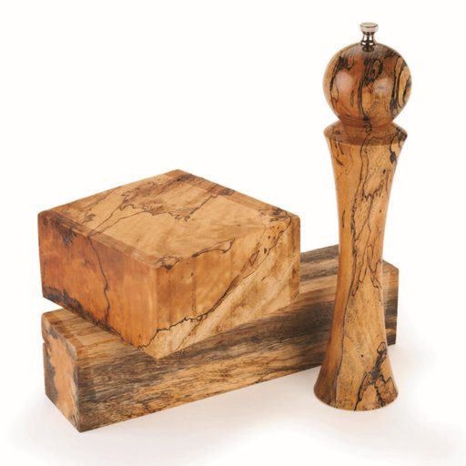 """View a Larger Image of Tamarind, Spalted 3/4"""" x 4"""" x 24"""""""