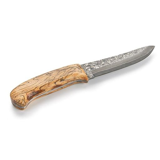 "View a Larger Image of Tamarind, Spalted Stabilized 1"" x 1-1/2"" x 5"" Knife Scale 1-piece"
