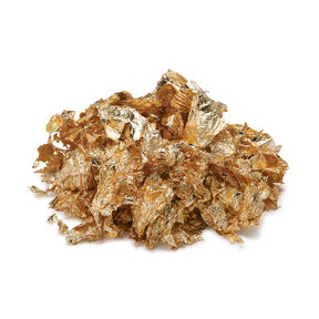 Tamise' Gold Flake Inlay Material 20 grams