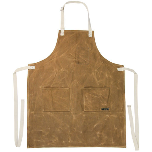 View a Larger Image of Tan Utility Apron