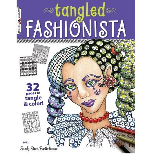 View a Larger Image of Tangled Fashionista