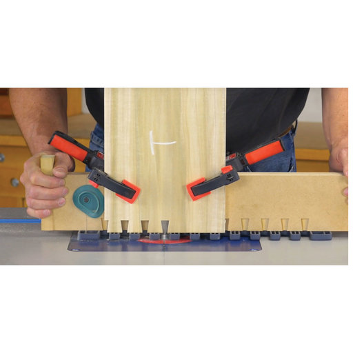 View a Larger Image of TD330 Through Dovetail Jig
