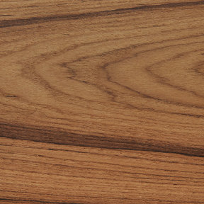 Teak Veneer Sheet Plain Sliced 4' x 8' 2-Ply Wood on Wood