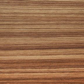 Teak Veneer Sheet Quarter Cut 4' x 8' 2-Ply Wood on Wood