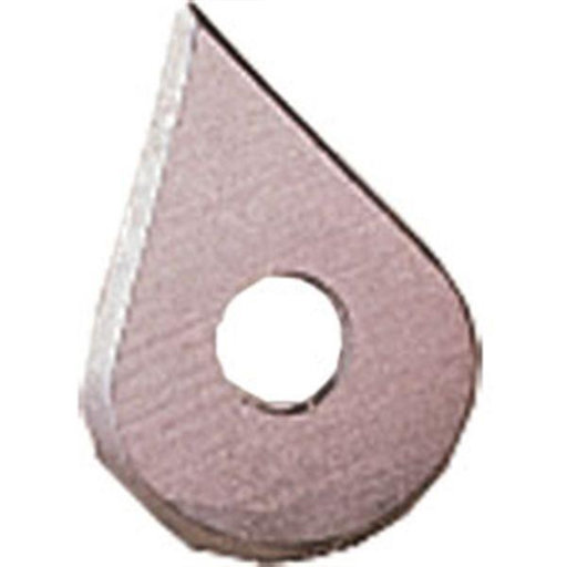View a Larger Image of Teardrop Carbide Blade