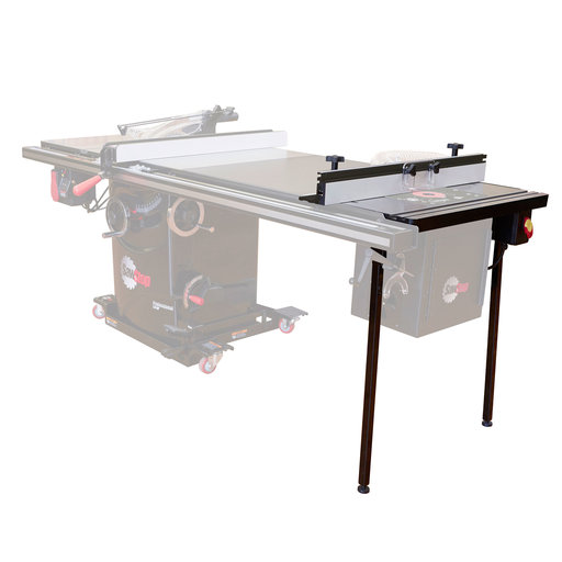 "View a Larger Image of TGP2 27"" In-Line Router Table Kit"