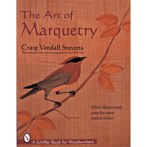 View a Larger Image of The Art of Marquetry