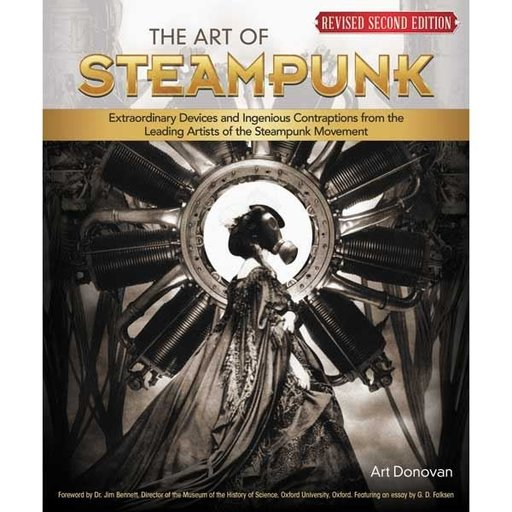 View a Larger Image of The Art of Steampunk, 2nd Edition