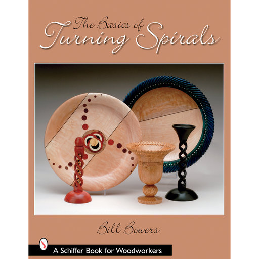 View a Larger Image of The Basics of Turning Spirals