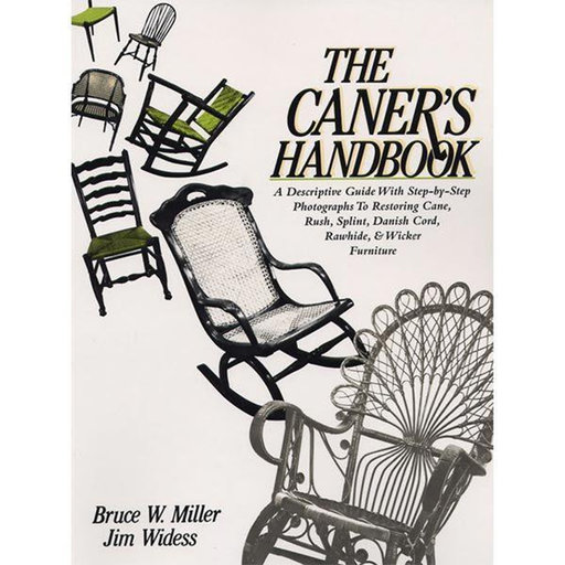 View a Larger Image of The Caner's Handbook