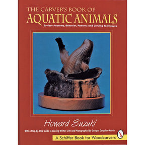 The Carver's Book of Aquatic Animals