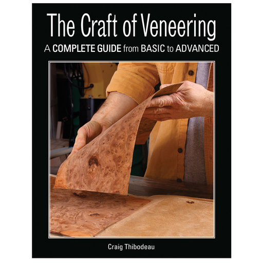View a Larger Image of The Craft of Veneering
