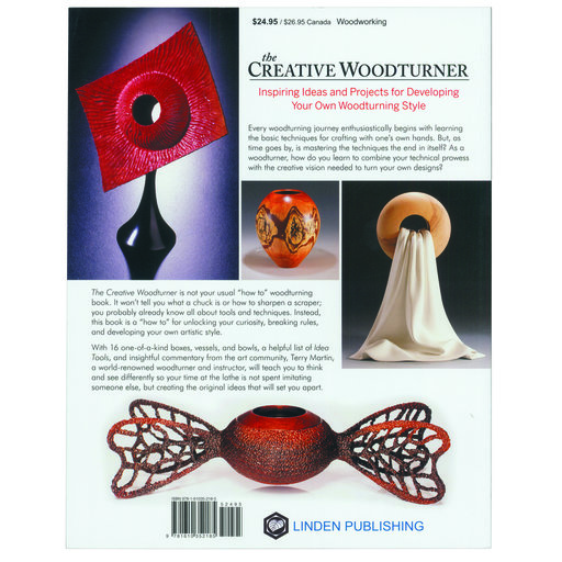 View a Larger Image of The Creative Woodturner