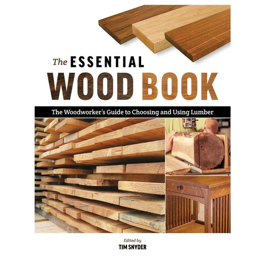 View a Larger Image of The Essential Wood Book