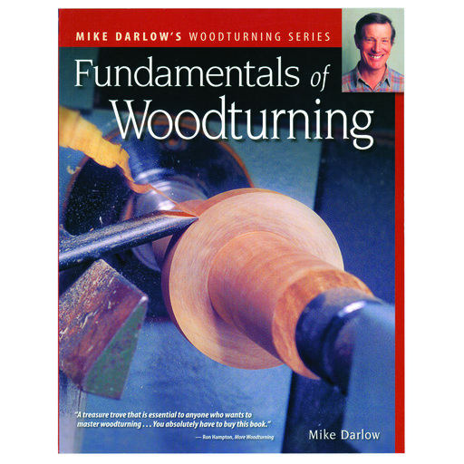 View a Larger Image of The Fundamentals of Woodturning