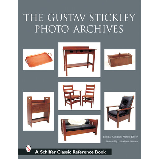 View a Larger Image of The Gustav Stickley Photo Archives