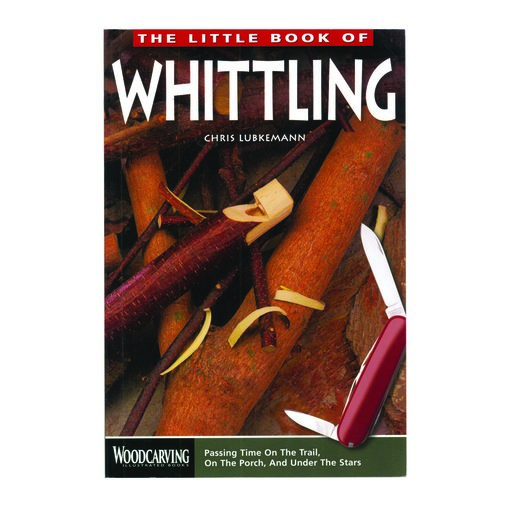 View a Larger Image of The Little Book of Whittling Reprint