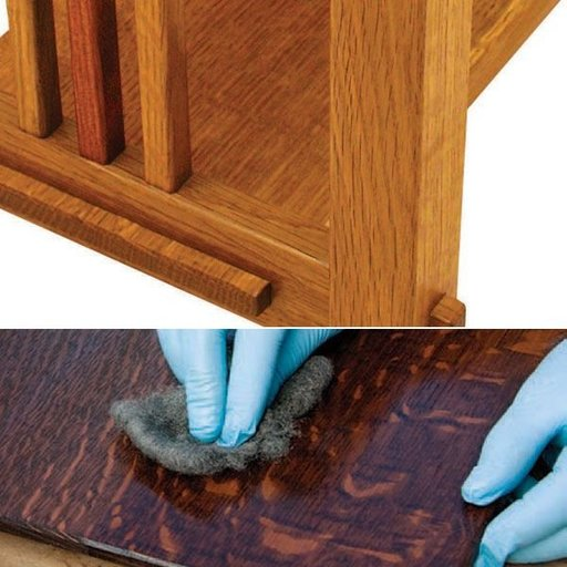 View a Larger Image of The Much Heralded Mortise and Tenon and The Mission Finish Two Step Bundle - Downloadable Techniques