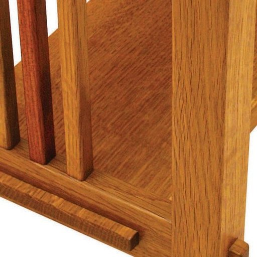 View a Larger Image of The Much Heralded Mortise and Tenon - Downloadable Technique