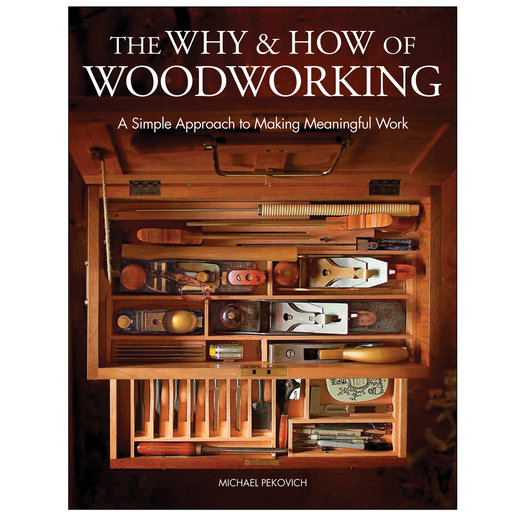 View a Larger Image of The Why & How of Woodworking