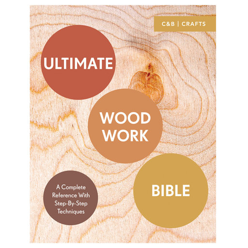 View a Larger Image of The Wood Work Bible