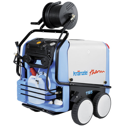 View a Larger Image of Therm 2175TST Pressure Washer, Hot Water, 220V, 25A, 1PH