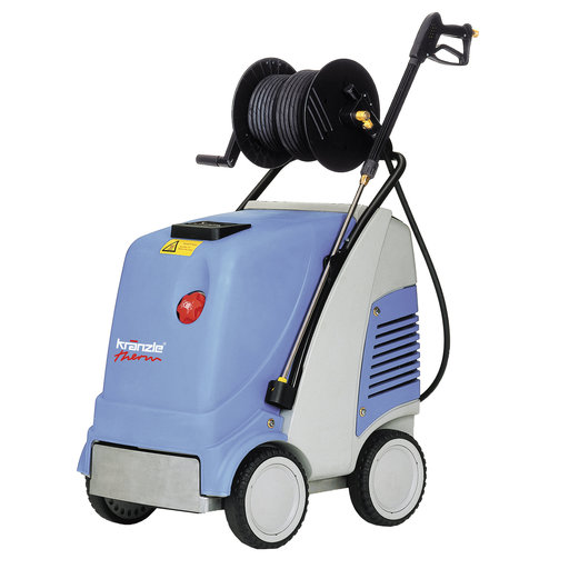View a Larger Image of ThermC 11/130TST Pressure Washer, Hot Water, 220V, 15A, 1PH