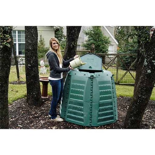 View a Larger Image of Thermo Star 1000 Composter, 267 gallon