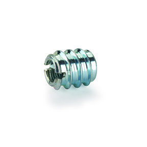 "Threaded Insert - Slotted - 1/4"" x 20 8-piece"