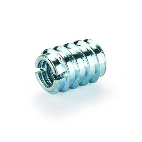 "Threaded Insert - Slotted - 5/16"" x 18 8-piece"