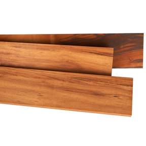 "Tigerwood ¾"" x 3"" x 36"""