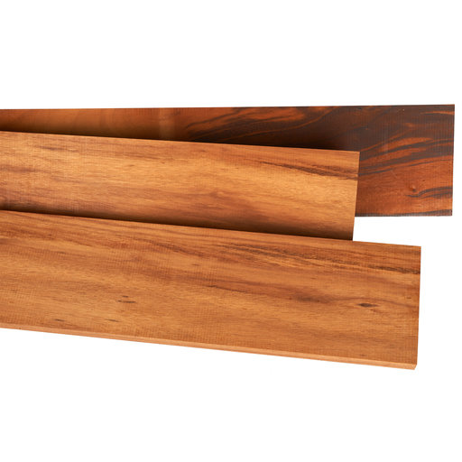 """View a Larger Image of Tigerwood ¾"""" x 4"""" x 36"""""""