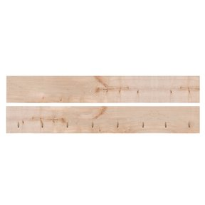 "Timber Link Rustic Maple Center 1.5"" x 8"" x 6' (S4S)"