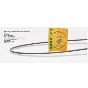 "Bandsaw Blade 93-1/2"" x 1/8"" x 14 TPI High Performance"