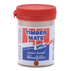 Wood Filler, Water Based, 8-oz Brazilian Cherry