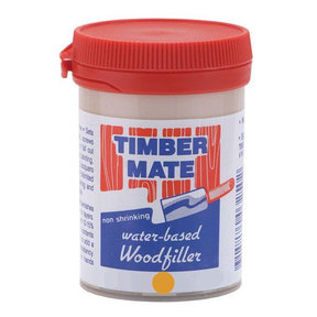 Wood Filler, Water Based, 8-oz Chestnut
