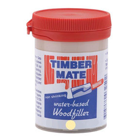 Wood Filler, Water Based, 8-oz Maple Beech