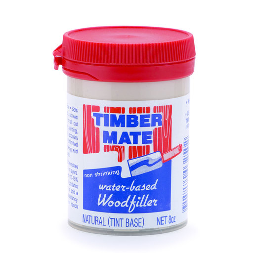 View a Larger Image of Wood Filler, Water Based, 8-oz, Natural