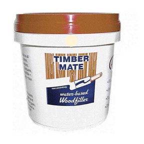 Wood Filler, Water Based, Quart