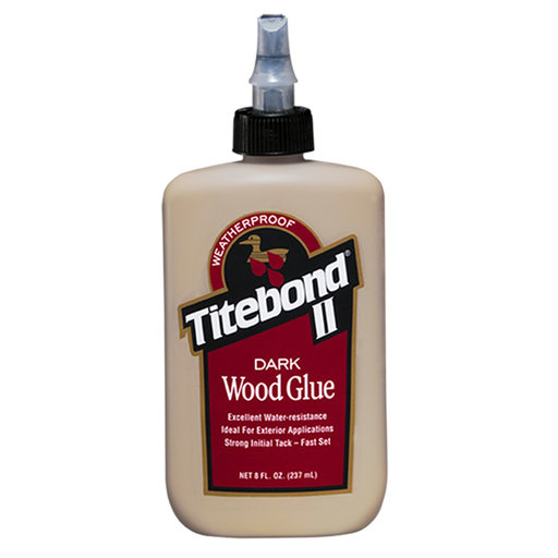 View a Larger Image of II Dark Wood Glue, 8 -oz