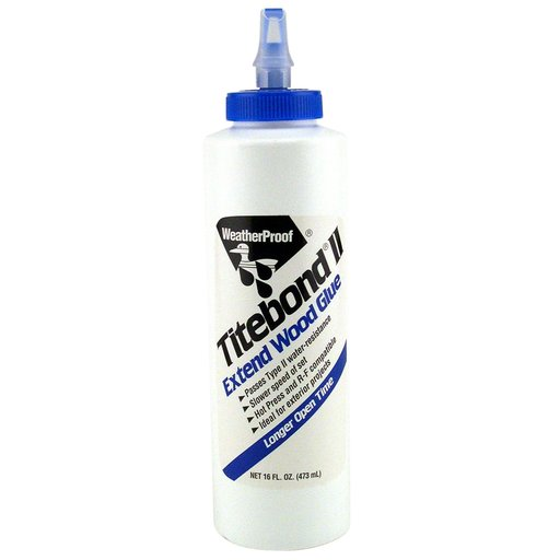 View a Larger Image of II Extend Wood Glue, 16 -oz