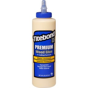 Titebond II Glue, 16 -oz